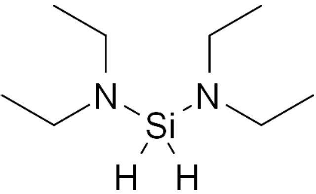 Bis(diethylamino)silane (BDEAS)